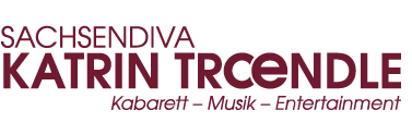 Sachsendiva Katrin Troendle - Kabarett - Musik - Entertainment logo